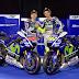 Se presentó el equipo Movistar Yamaha MotoGP 2015