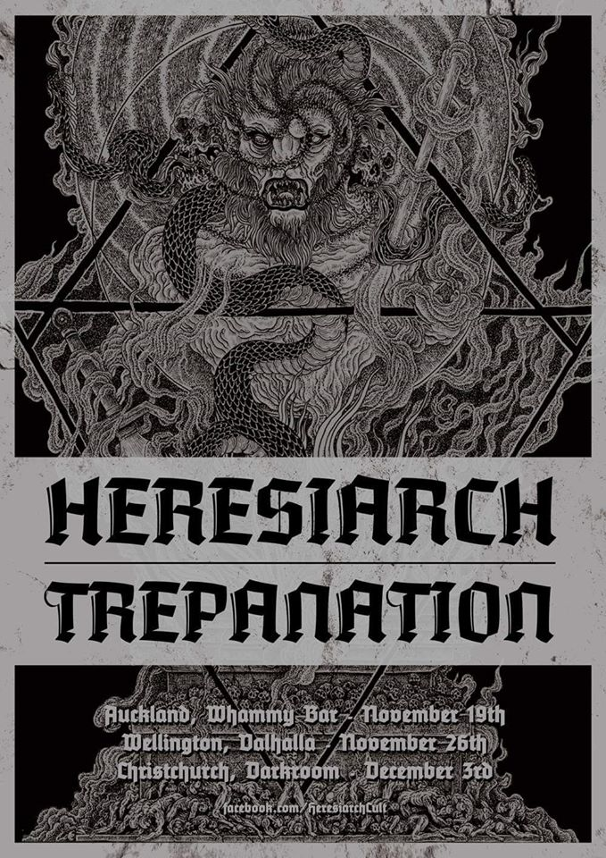 Trepanation/Heresiarch