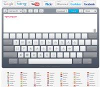 scrivere lingue e caratteri internazionali