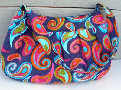 handmade Buttercup Bag