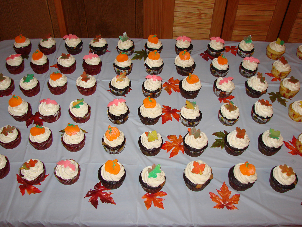 Autumn Vanilla Picture Autumn Themed Bridal Shower