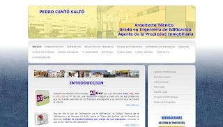 Pedro Canto Salto - Ingeniero de Edificación y Arquitecto Técnico en Directoriopax
