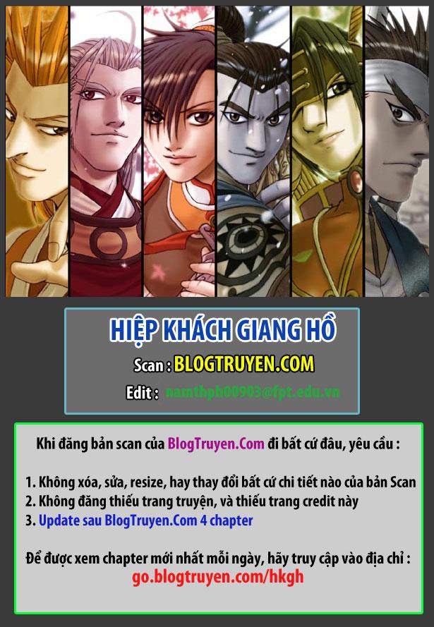 Hiệp Khách Giang Hồ chap 363 page 34 - IZTruyenTranh.com