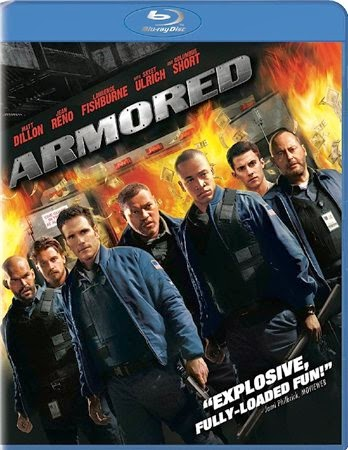Armored 2009 Dual Audio [Hindi Eng] BRRip 480p 300MB