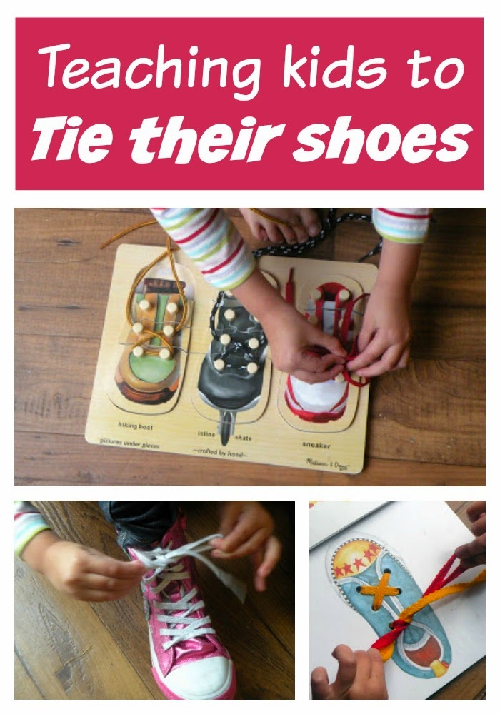 learn to tie shoelaces book