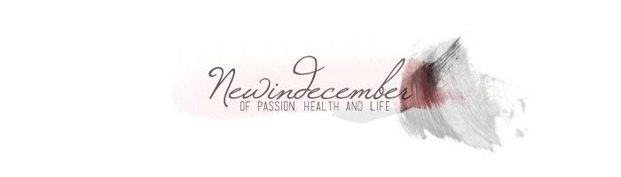 NEW IN DECEMBER - Fitness & Lifestyle Blog