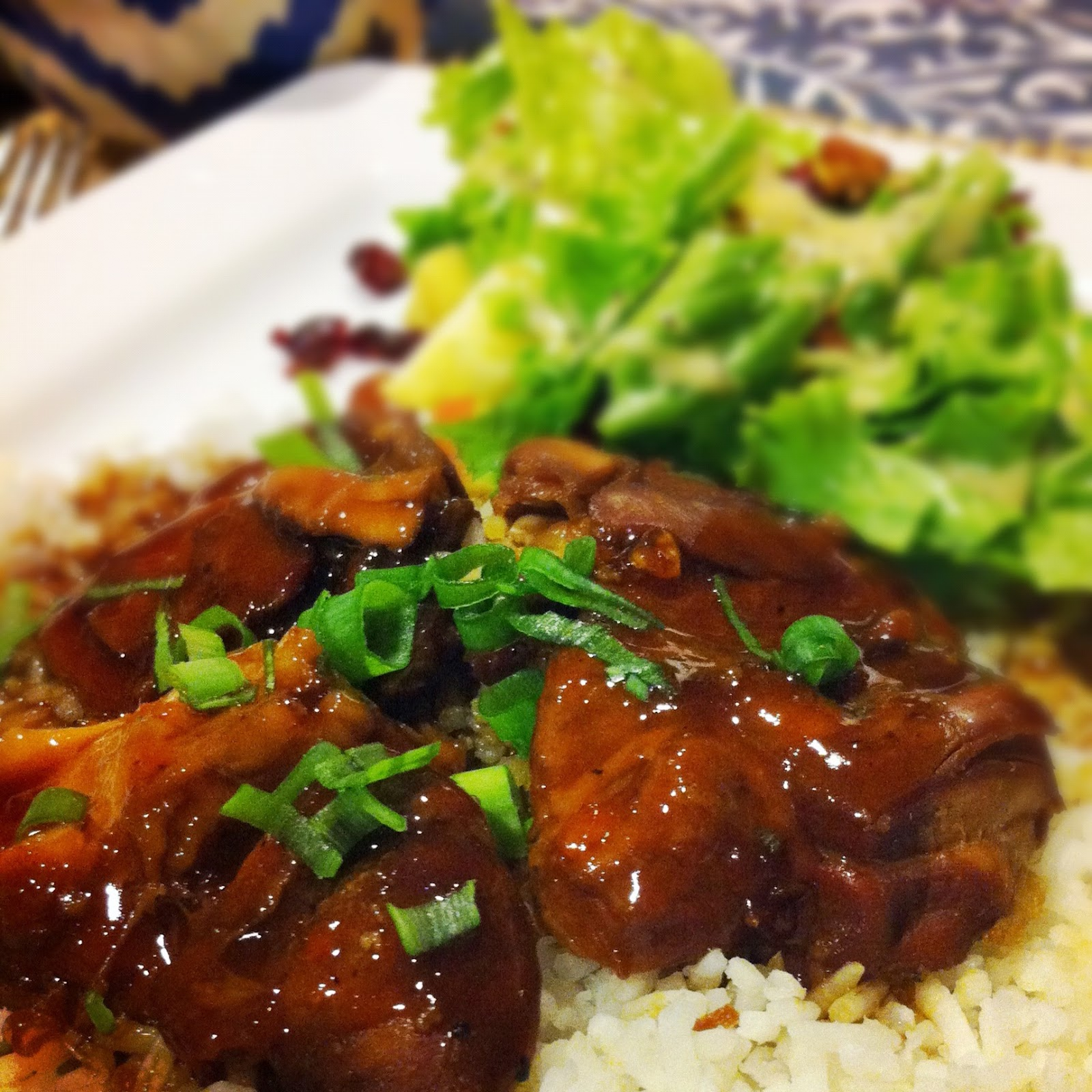living laidlaw recipe crock pot teriyaki chicken