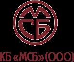 КБ «МСБ» логотип