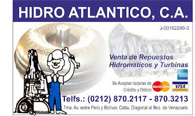 HIDRO ATLANTICO, C.A. en Paginas Amarillas tu guia Comercial