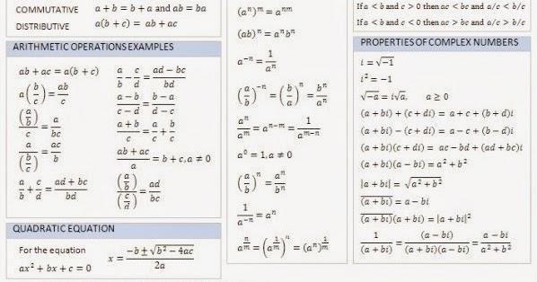 Electrical And Electronics Engineering  Algebra Properties