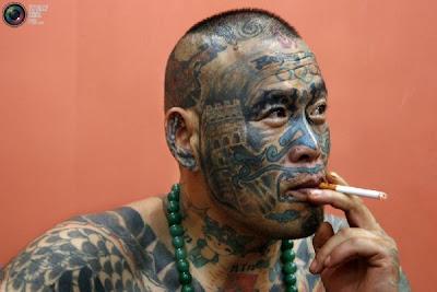 Gambar tatto unik