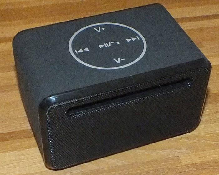 Głośnik bezprzewodowy Bluetooth GB14-c z Biedronki