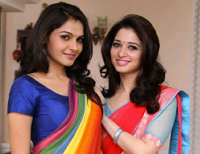 Tadakha Telugu Movie Heroines First Look Still