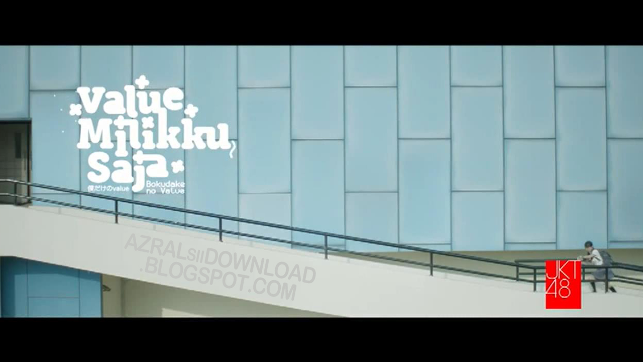 Lirik Lagu JKT48 - Value Hanya Milikku Saja (Boku Dake no Value)