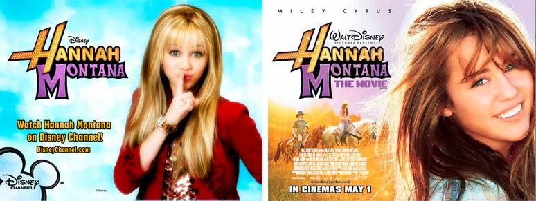 Película basada en la serie 'Hannah Montana' con Miley Cyrus