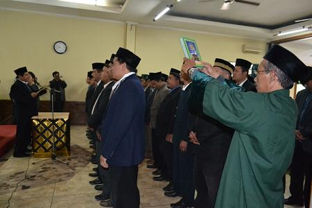 Panitia Pengawas Pemilu (Panwaslu) Kabupaten Purwakarta masih