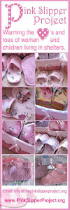 ♥ Pink Slipper Project ♥