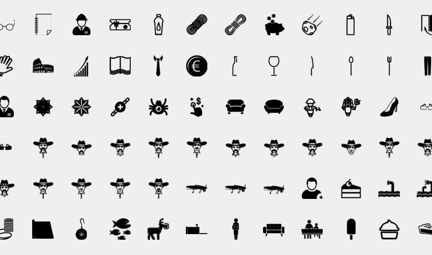 Icons from The Noun Project
