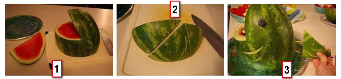 Польза арбуза