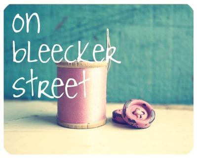 on bleecker street