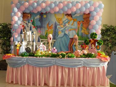 Festa Cinderela Victoria