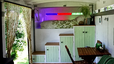 The flying tortoise a beautiful bedford housetruck named agnes - Theusd tiny house the shortest way to freedom ...