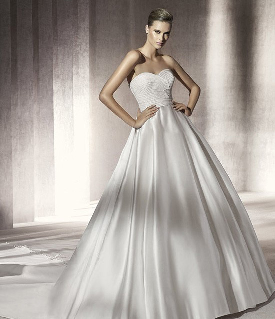 pronovias 2012 wedding dress collection bridal dresses