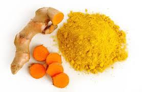 Kunyit Tanaman Herbal Pereda Asam Lambung