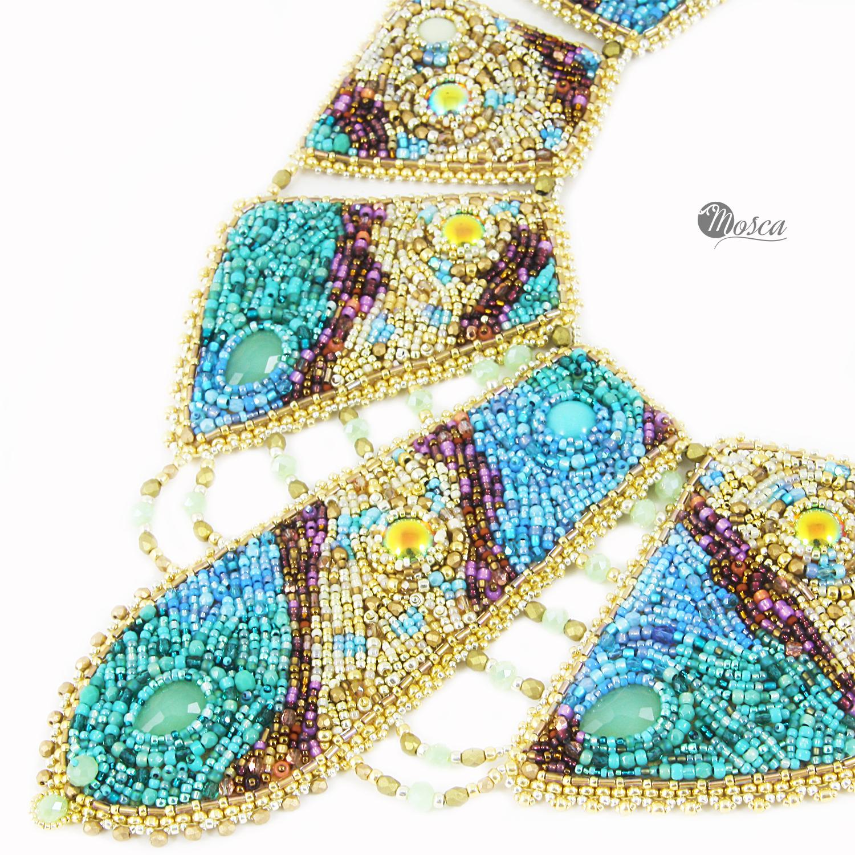 haft koralikowy