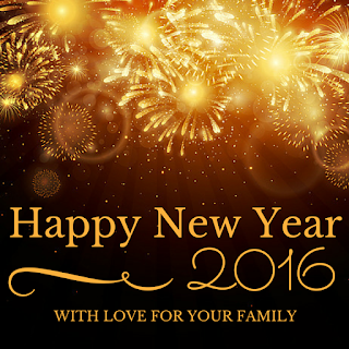 Happy New Year 2016 Picture Quotes