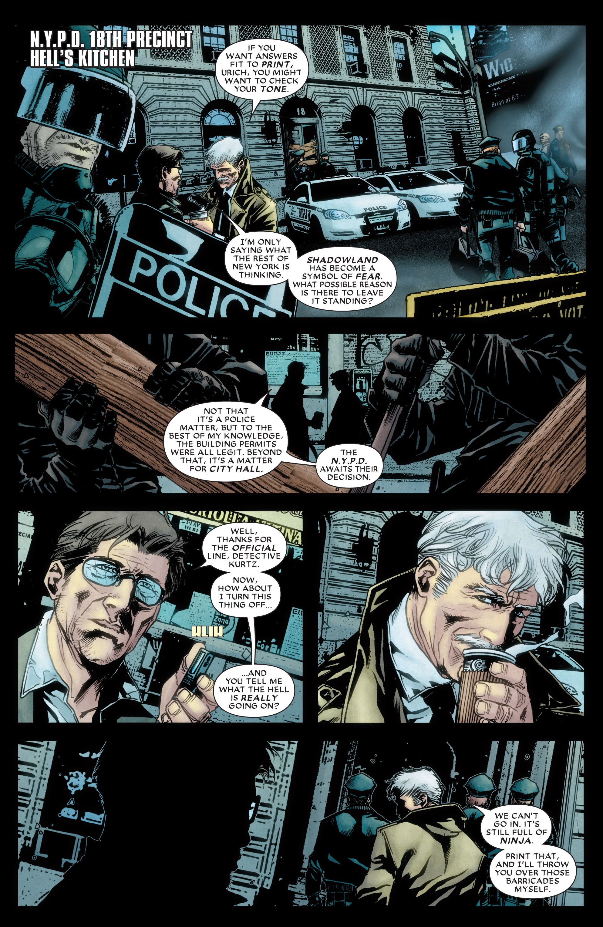 Read online Daredevil (1998) comic -  Issue #512 - 4