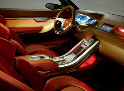 Beautiful cars interior design for Interior designs for cars