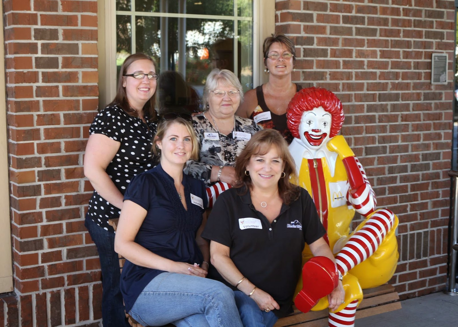 Ronald McDonald House of NW FL Volunteers