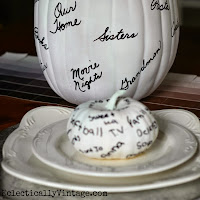 http://eclecticallyvintage.com/2013/11/thanksgiving-traditions-thankful-pumpkins/