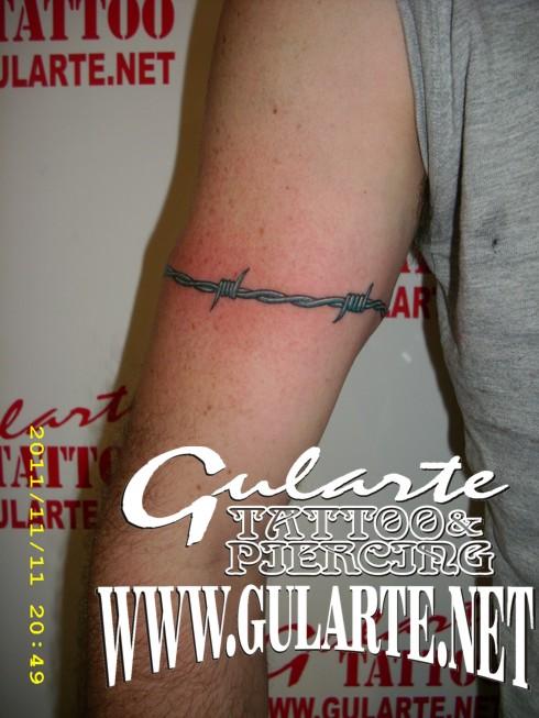 Jagoan Neon Of Forevers Tattoo Javier - Tattoo-brazaletes