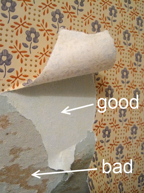 2 Easy Ways to Paint Over Wallpaper - wikiHow