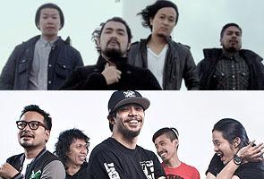 Malaysia, Artis Malaysia, Selebriti, Hiburan, Hujan dan Love Me butch, Bergabung, Untuk Konsert, jelajah, Hujan, Love Me Butch, Sang Enemy Worldwide Transgression 2013