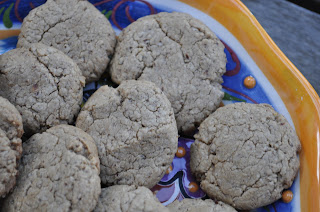 Vegan, Refined-sugar-free Cookies