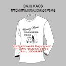 BAJU KAOS MANCING MANIA