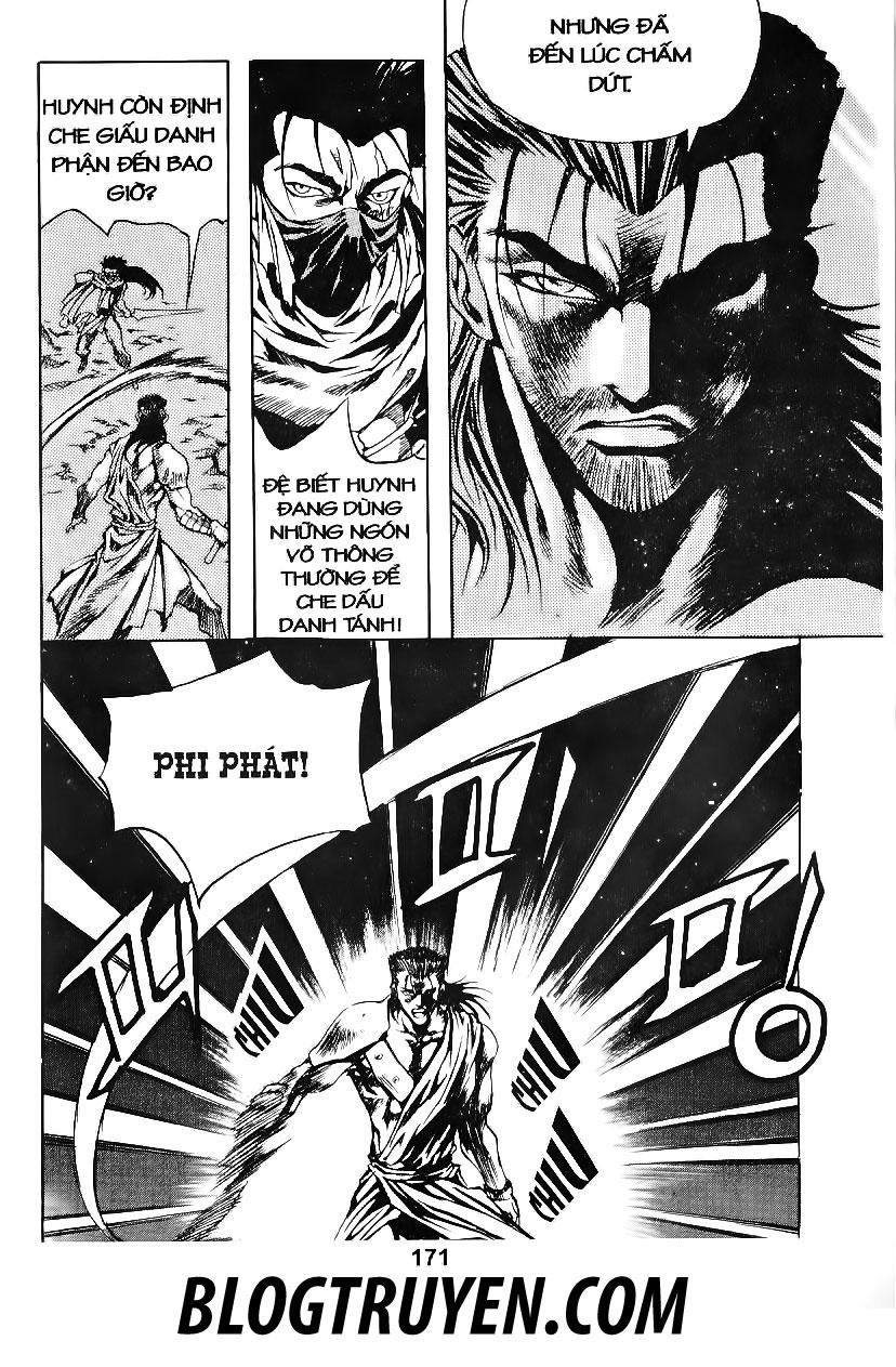 Shoma – Thiên Vương Thần Kiếm chap 85 Trang 23