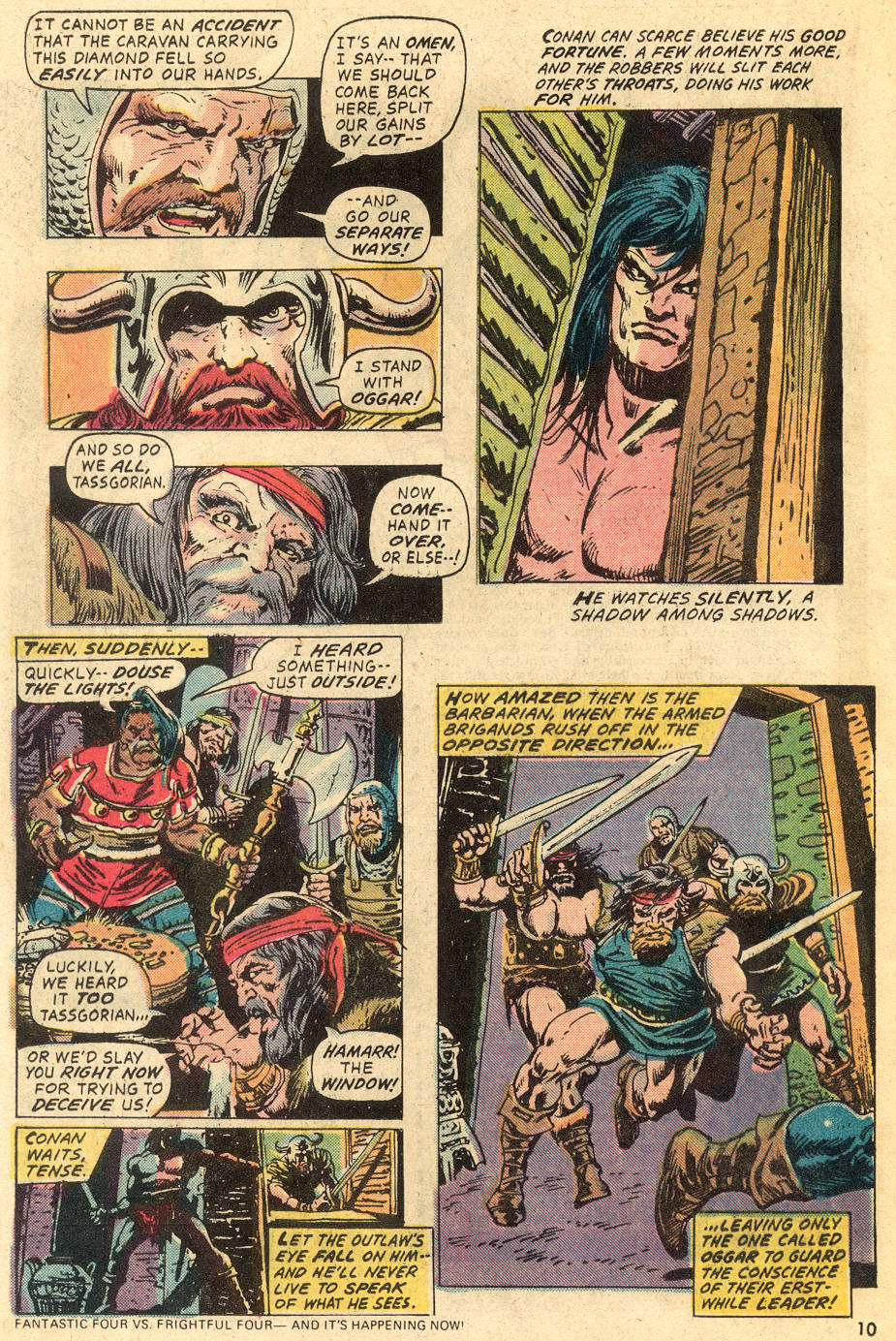 Conan the Barbarian (1970) Issue #40 #52 - English 7