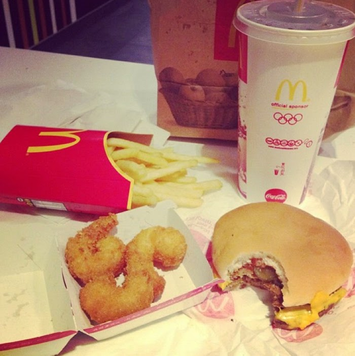 The Fast Awesome Fast Food Items in The U.S