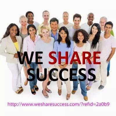 http://www.wesharesuccess.com/?refid=2a0b9