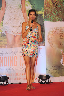 Deepika Padukone & Arjun Kapoor launch Fanny Re song from 'Finding Fanny'