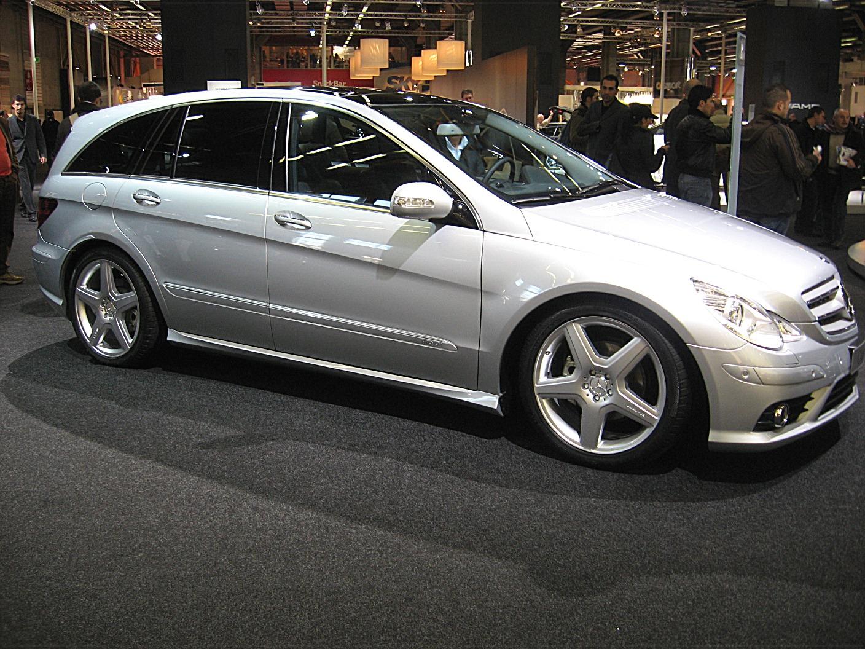 Best car models all about cars mercedes benz 2012 r class for Best class of mercedes benz