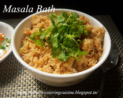 Masala Bath