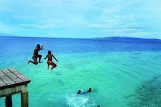Liang Beach, Maluku Tengah