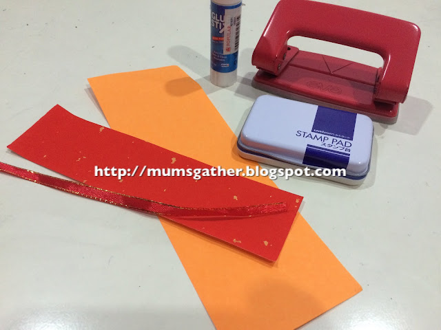 Craft Supplies For Chinese New Year Homemade Craft For Kids