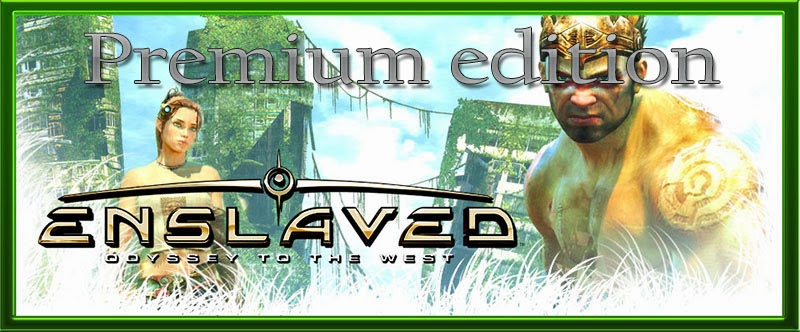Enslaved Odyssey to the West Premium Edition - Castellano MG