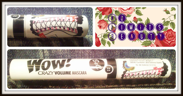 Bell - Wow! Crazy Volume Mascara